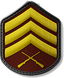 13 - Sergeant (S)