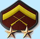 7 - Lance Corporal 2 Stars (LC3)